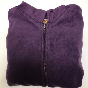 Route 66 Comfy Hoodie Purple Size XL